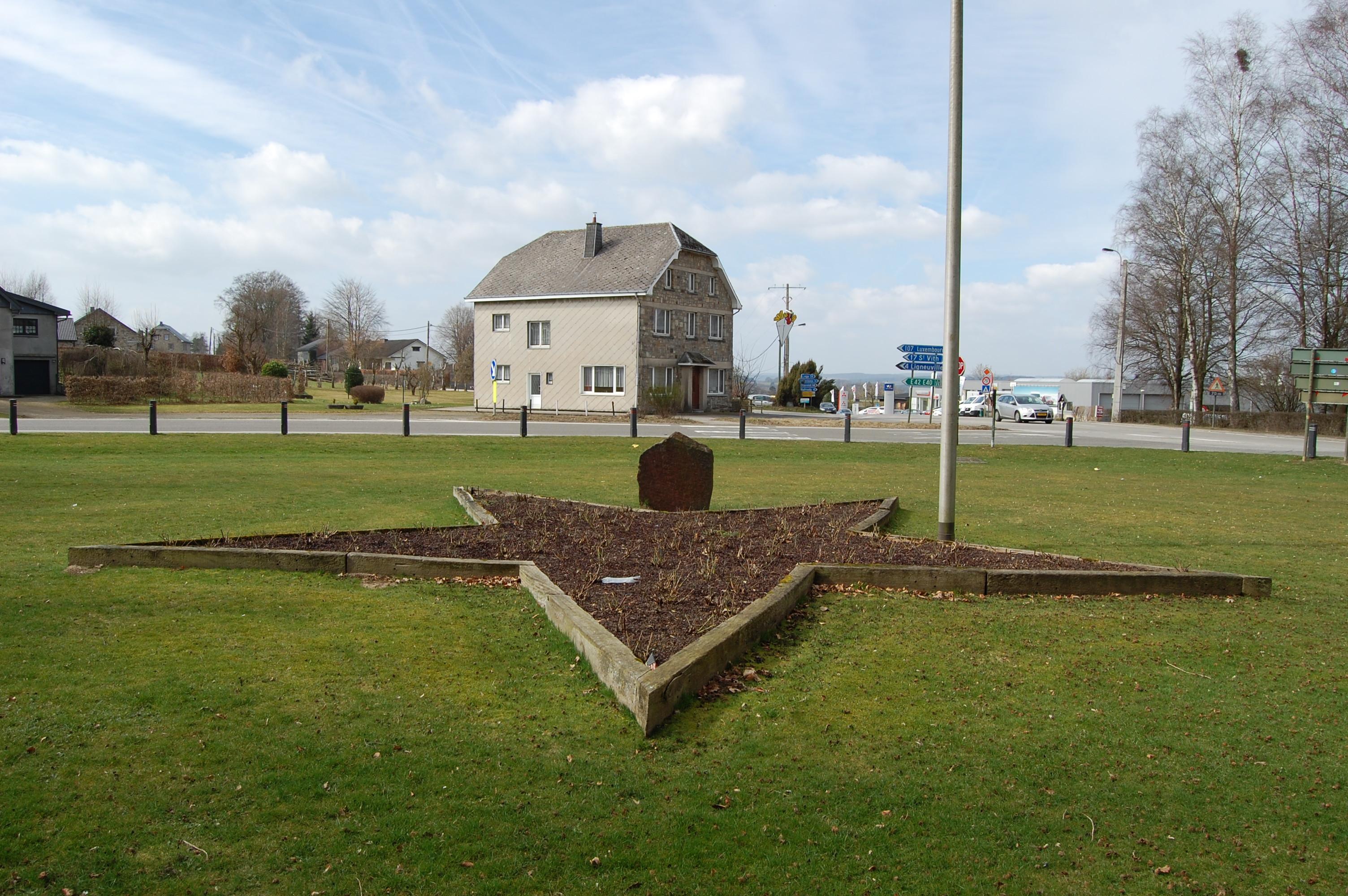 Malmedy Monument