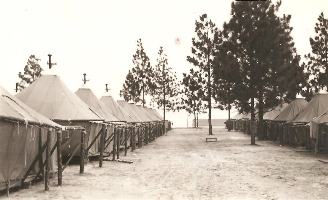 Camp Polk 1942